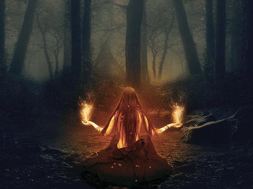 Samhain & New Moon