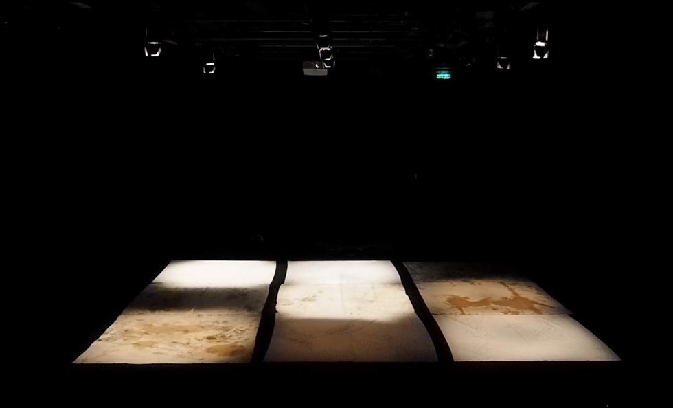N.Lichtig, Blank Spots, Schwankhalle, Bremen, 2019