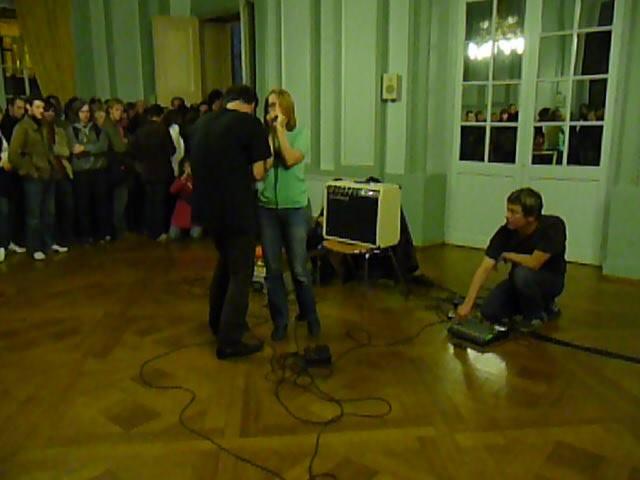 Skrietch (Yves Botz+ Nadia Lichtig)