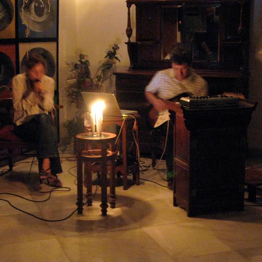 Falseparklocation (Christian Bouyjou & Nadia Lichtig), 2005