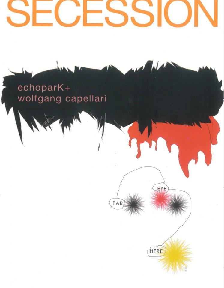 Catalogue and Cd, Secession, Vienna, Austria, 2003