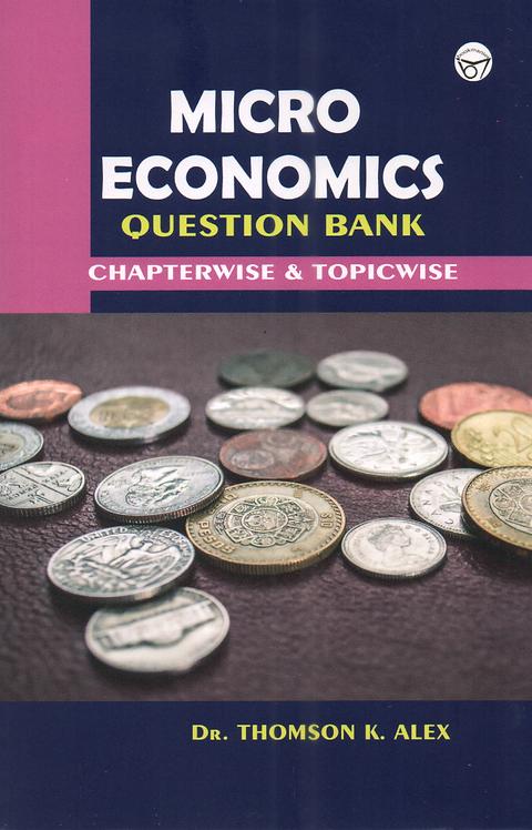 Micro Economics: Question Bank