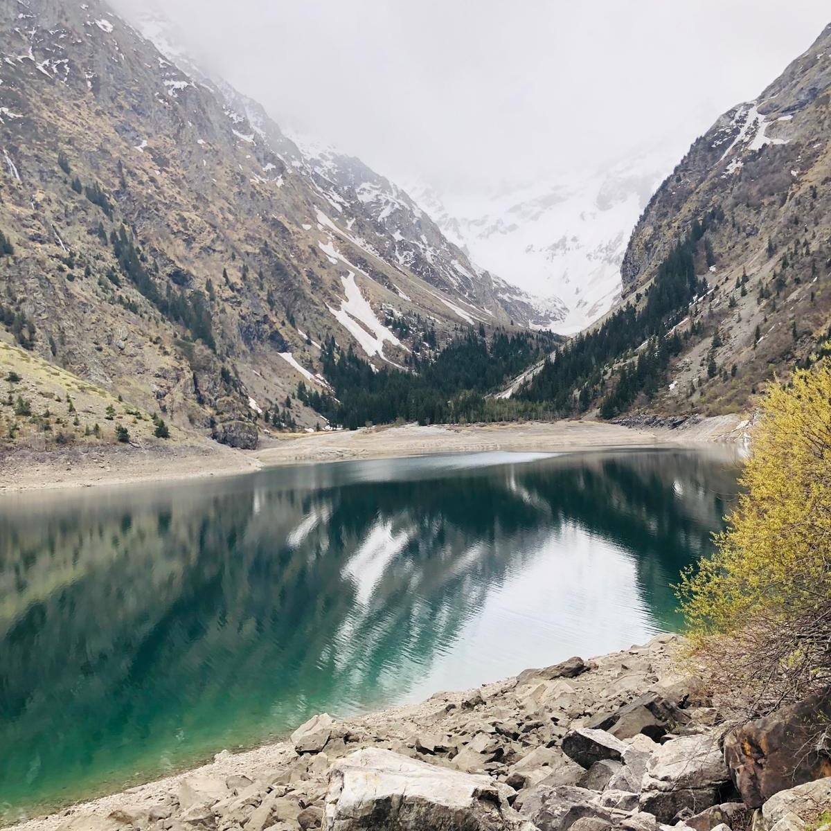 lake of Lauvitel