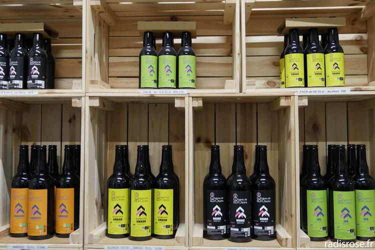 les Bières de l'Oisans