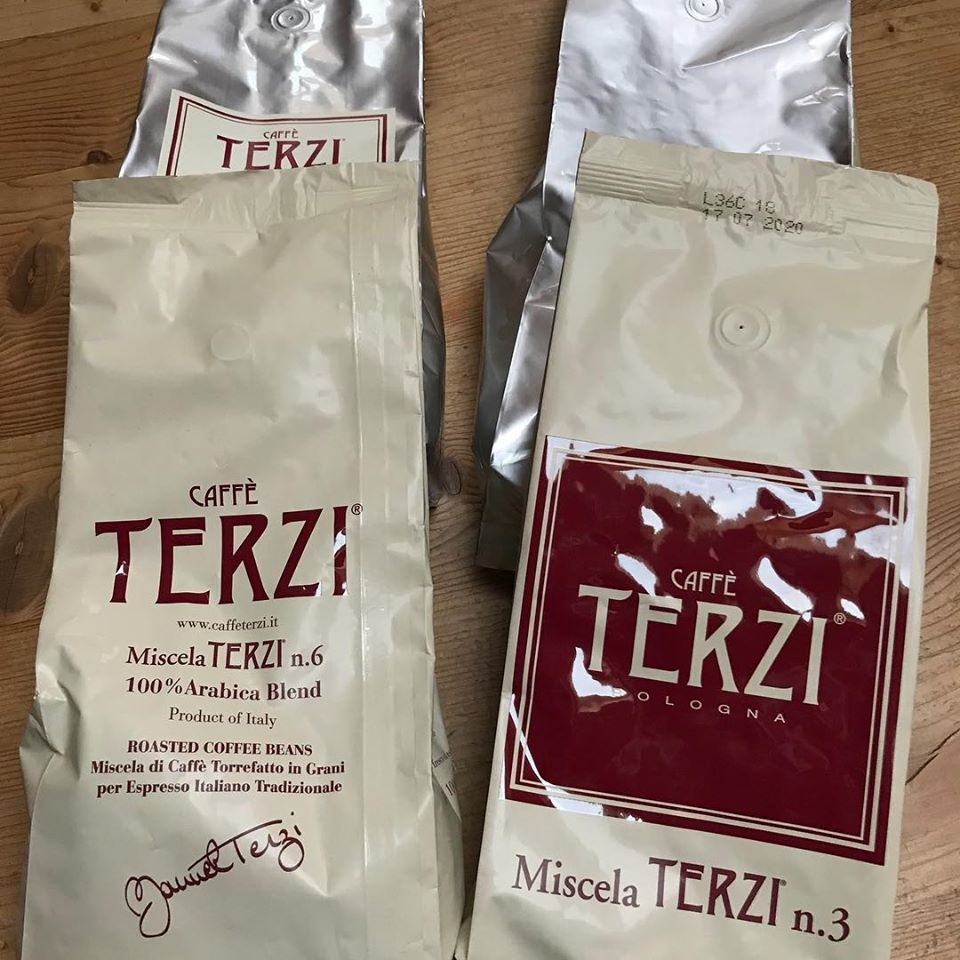 notre cafè 100% arabica