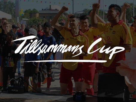 Anmäl er till TILLSAMMANS CUP Påsklov!