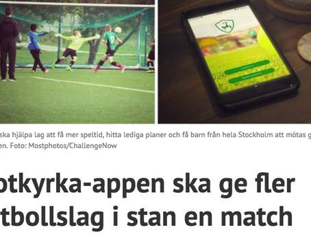 ChallengeNow är med på tidningen =)