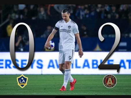 Om inte detta ändras kan Zlatan säga adjö till MLS Titeln redan nu.