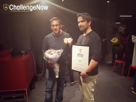 Wow! Vi blev korade vinnare till Järva Entreprenör 2019!