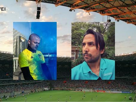 På plats med Huawei och Toni Prince, Fotbollsnack Livesändning snart!