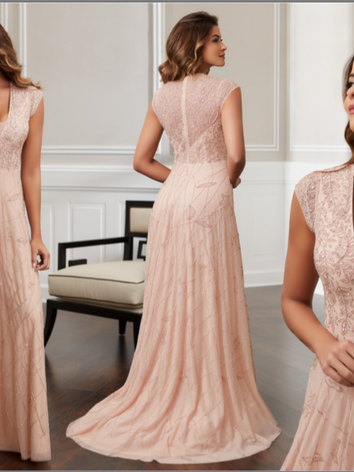House of Wu Mother of the Bride Dresses