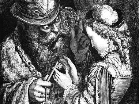 A Feminist Interpretation of the classic fairy tale, 'Bluebeard'
