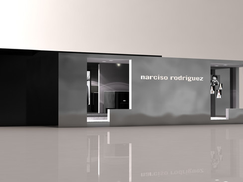 Stand Narciso Rodriguez