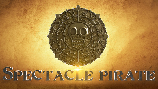 SPECTACLE PIRATE