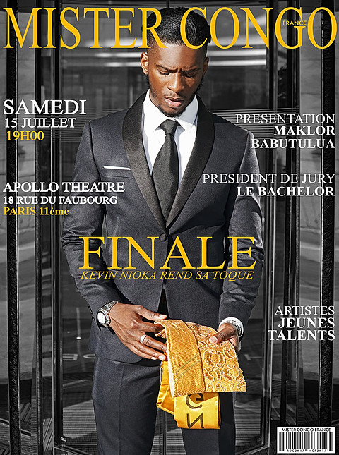 MISTER CONGO FRANCE