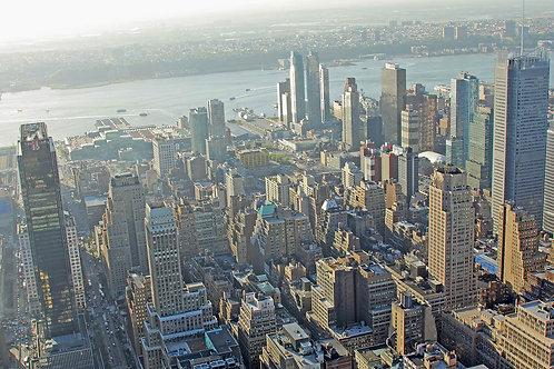 NEW YORK CITY - 2013 - 120X60 CM - Forex