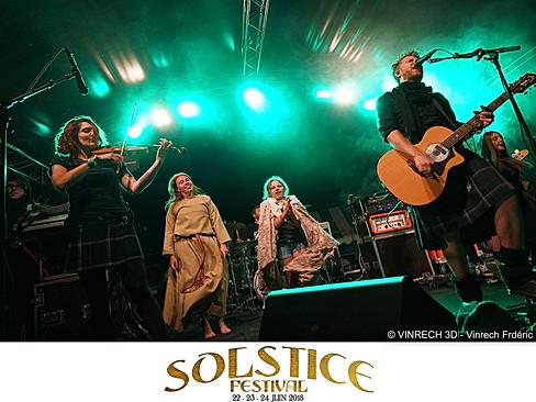 Médiéval Solstice Festival