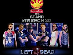 Vidéo VINRECH 3D JAPAN EXPO 2015 !