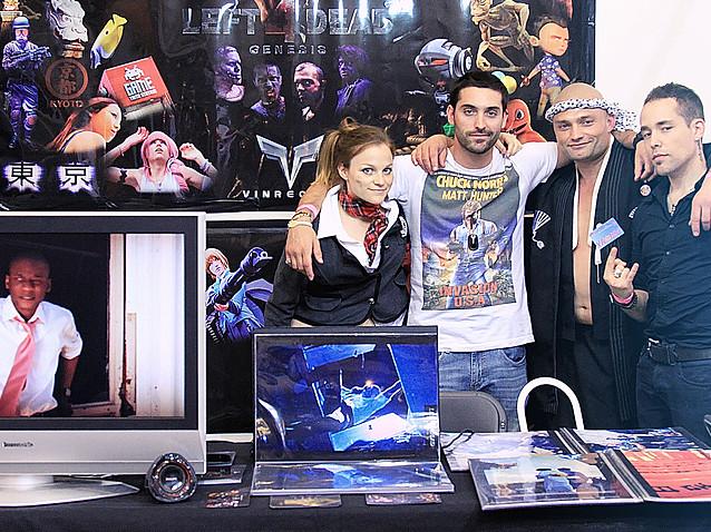 VINRECH 3D JAPAN EXPO 2013 !