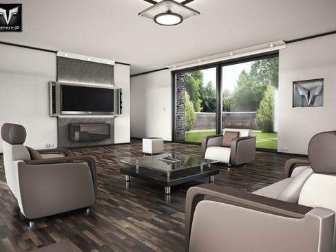Modern Lounge 1