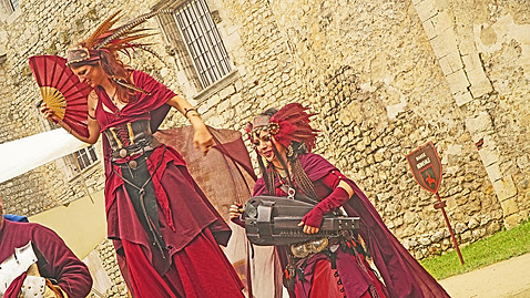 Médiévales de Nemours 2017