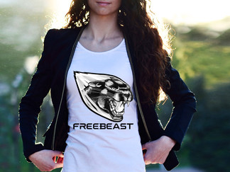 FREEBEAST PANTHER SILVER -