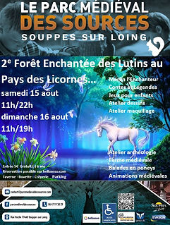 AFFICHE FORET ENCHANTEE.JPG