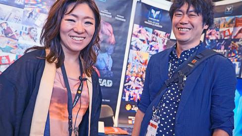 Stand VINRECH 3D JAPAN EXPO 2017 - 9 juillet