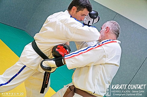 KARATE - Hierro Julien