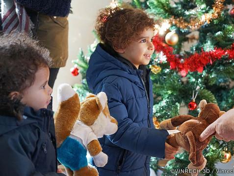 Noël 2019 Parc Médiévales des Sources - VINRECH 3D