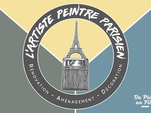 L'ARTISTE PEINTRE PARISIEN