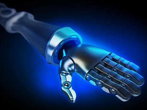 IMAGES 3D - ROBOT