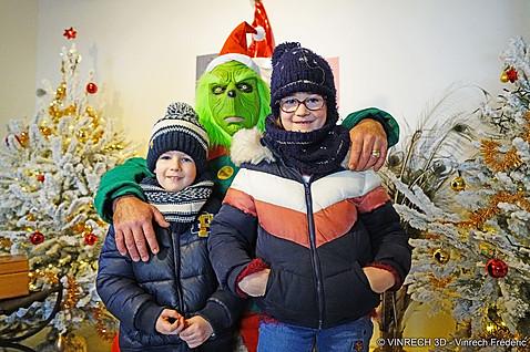 Marché de Noël de Nemours 2019