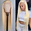 Thumbnail: #613 blonde wig (long) Celeste