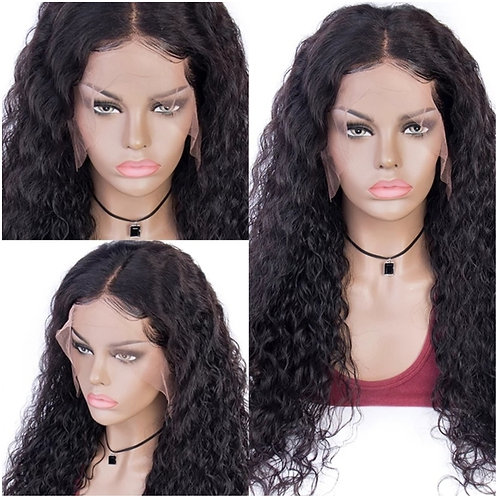 "HD lace wig (water wave) ""Brazil"""