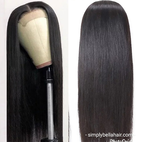 Straight  wig 22in