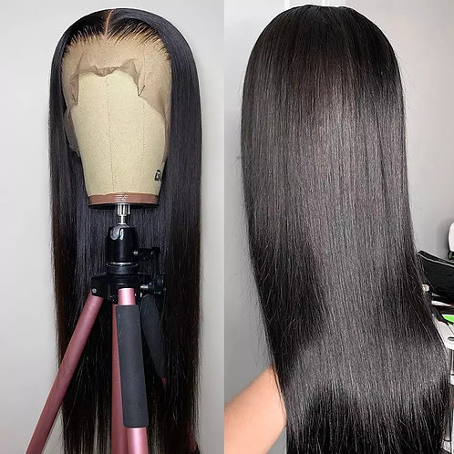 Straight wig 28in