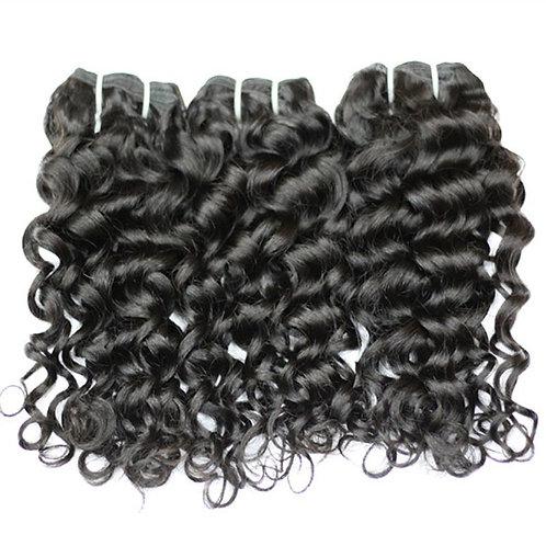 Bella Silk Beach Curly 3 Bundles