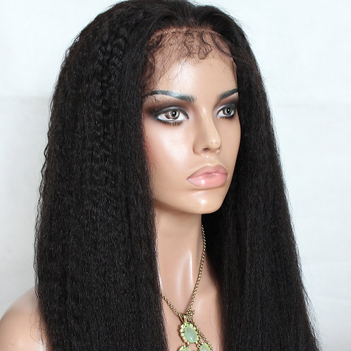 Kinky Straight lace front or Full lace
