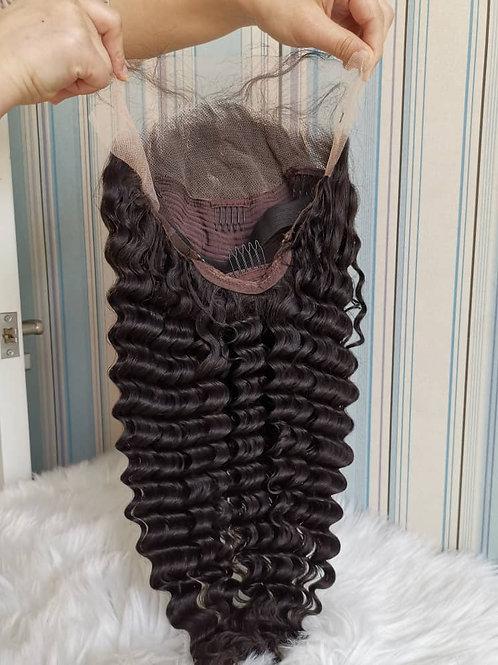 Kayla wig (Ripple deep) (Transparent lace)