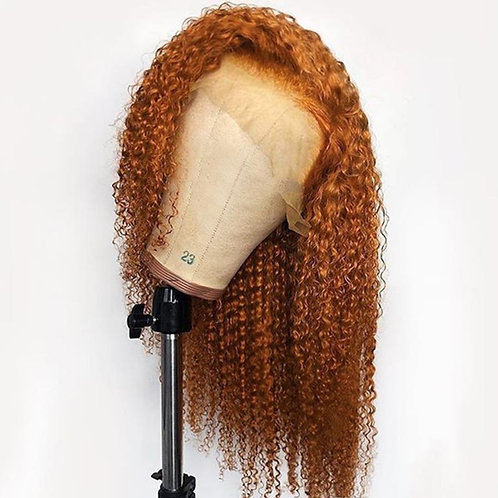 "Natural wave ""Ginger"" wig"