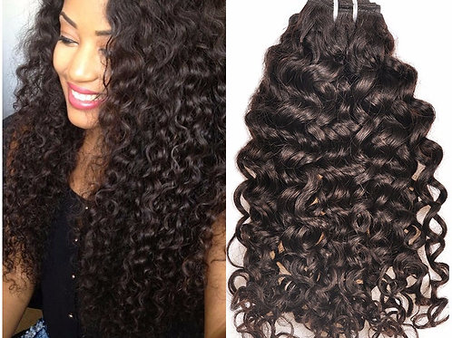 1 bundle Beach curl