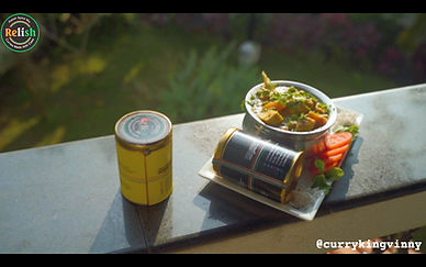 Vegetable Xacuti