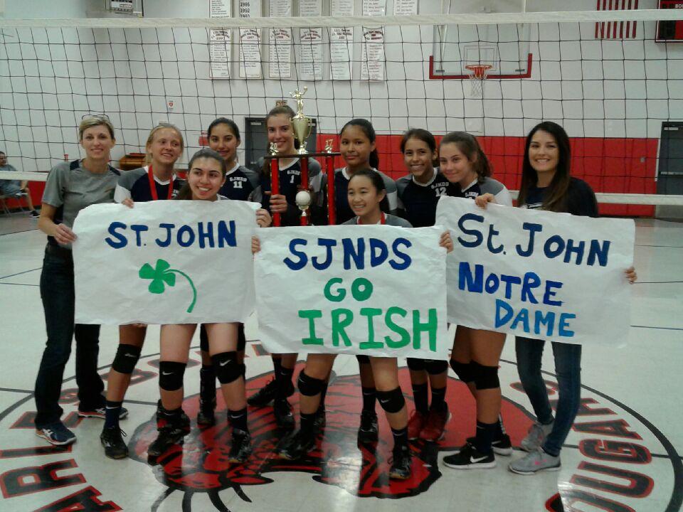 Varsity Comp Girls Volleyball