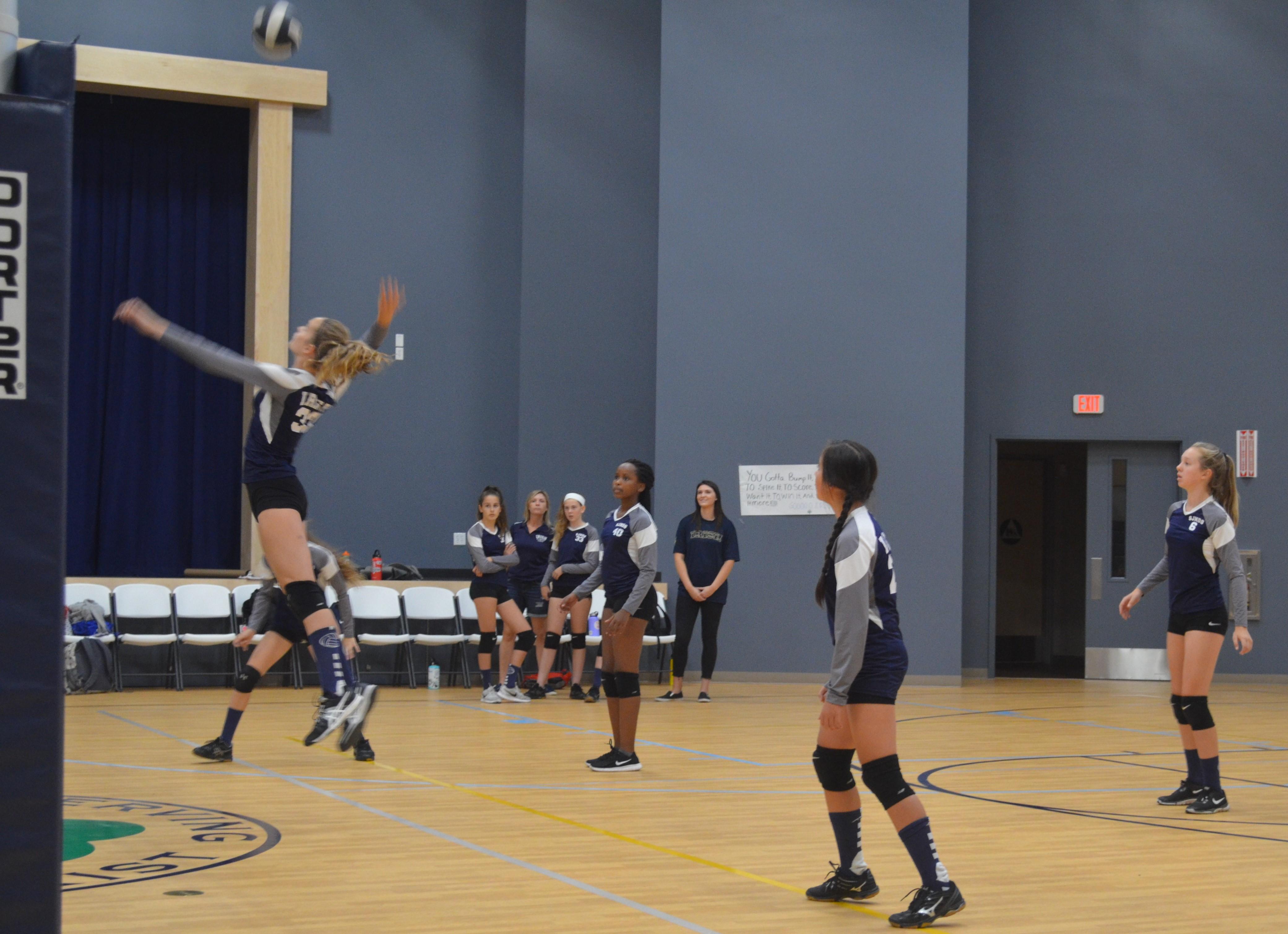 Varsity Rec. Girls Volleyball