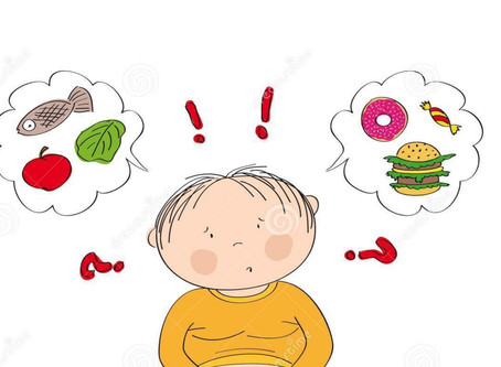 Brain Starvation: Nutrition needs for our kids.