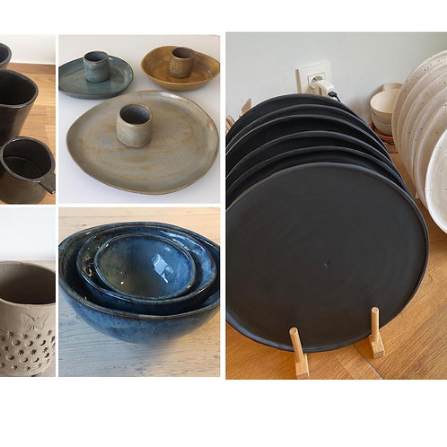 Workshop keramiek: vrij thema - 24 februari en 31 maart 2021