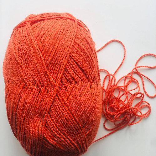 Wol - acryl licht rood