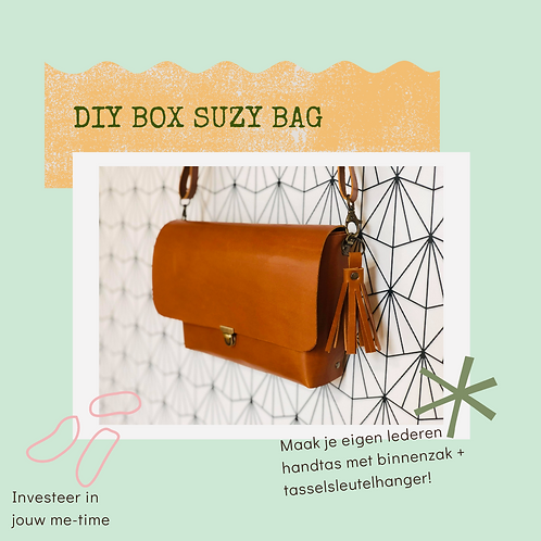 DIY box Suzy bag