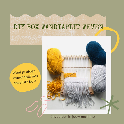 DIY box weven